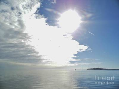 Photograph - Sunshine And Water by D Hackett