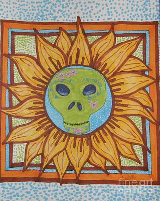 Painting - Sunshine by Marcia Weller-Wenbert