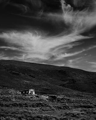 Toll House Photograph - Sunshine Station Mono County Ca by Troy Montemayor