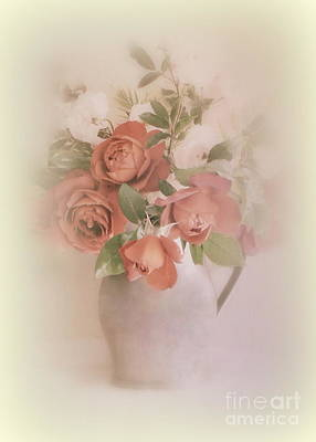 Photograph - Sunwashed Bouquet by Diana Besser