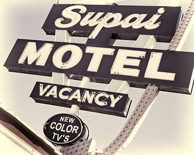 Photograph - Supai Motel by Gigi Ebert