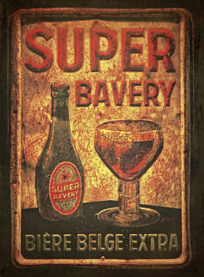 Photograph - Super Bavery by Odd Jeppesen