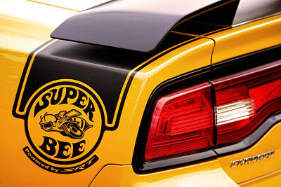 Photograph - Super Bee Powered By Srt by Gordon Dean II