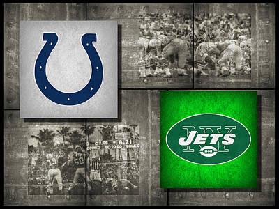 Jets Photograph - Super Bowl 3 by Joe Hamilton