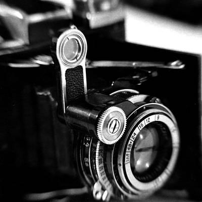 Ikon Photograph - Super-ikonta A by Paul Cowan