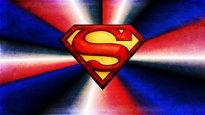 Fanart Photograph - Super Man by Clinton Lundberg