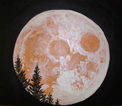 Super Moon #2 Original
