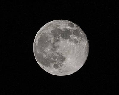 Photograph - Super Moon by Lee Kirchhevel