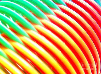 Photograph - Super Slinky by Barry Lamont