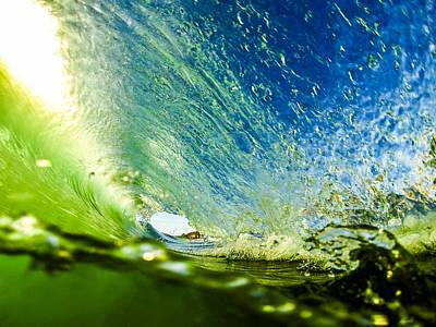 David Alexander Photograph - Super Tube by David Alexander