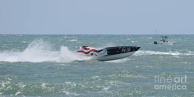 Photograph - Superboats -dare Devil by Bradford Martin