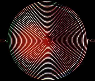 Superconducting Amplifier Art Print by Nasa/jpl-caltech