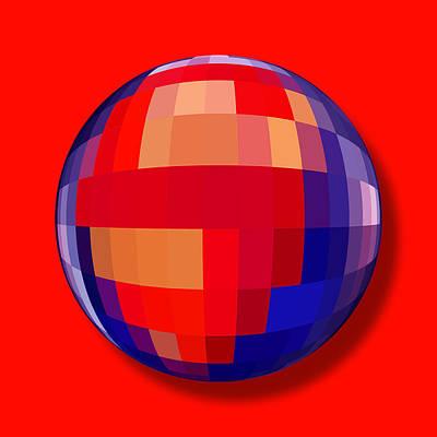 Most Popular Painting - Superman Orb by Tony Rubino