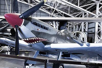Spitfire Photograph - Supermarine Spitfire Mk Viii V2 by Douglas Barnard