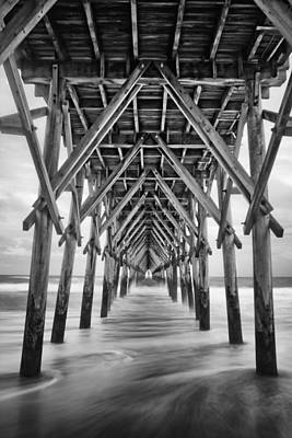 Photograph - Surf City Pier II by Ben Shields