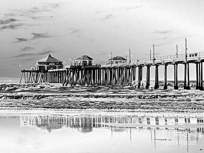 Surf City U S A  Art Print