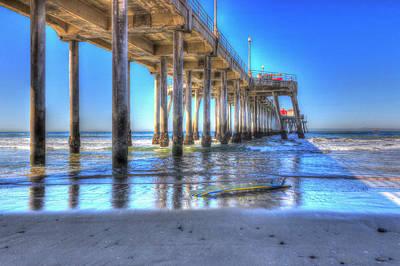 Photograph - Surf City Usa by Heidi Smith