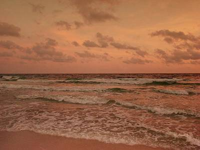 Photograph - Surf - Florida by Sandy Keeton