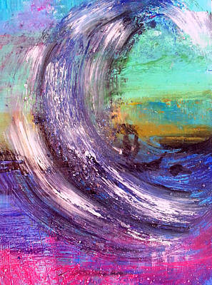 Pastel - Surf Is Up by Nikki Dalton