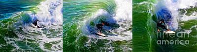 Mixed Media - Surf Trip by Glenn McNary