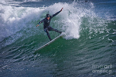 Photograph - Surfer 1 by Morgan Wright
