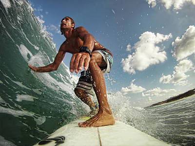 Surfing Photograph - Surfer by Assaf Gavra