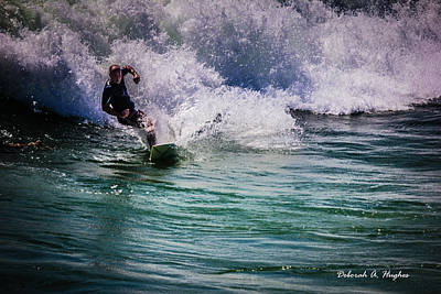 Photograph - Surfer Dude 4 by Deborah Hughes