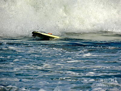 Photograph - Surfer Survivor by Eve Spring