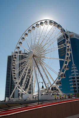 Photograph - Surfers Paradise Ferris Wheel by David Rich