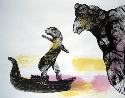 Surfin' Phoenicia Original by Aquira Kusume