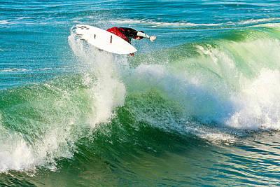 Photograph - Surfing by Ben Graham