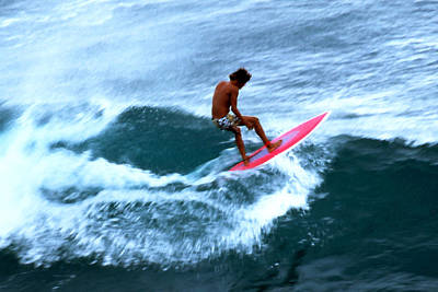 Photograph - Surfing Safari by Robert  Rodvik