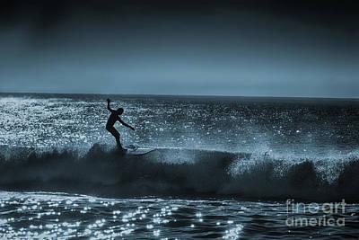 Photograph - Surfs Up by Dan Friend