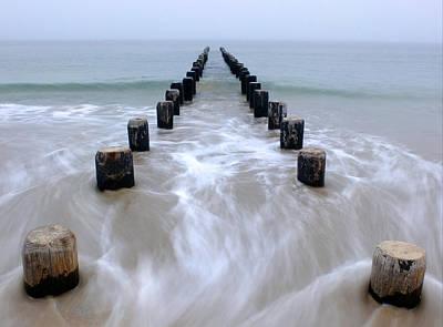 Photograph - Surfs Up by Joseph Hedaya