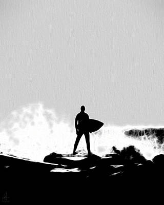 Photograph - Surf's Up by Pennie  McCracken