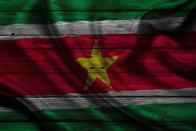 Suriname Print by Joe Hamilton