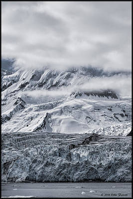 Photograph - Surprise Glacier 3 by Erika Fawcett