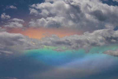 Photograph - Surreal Sky by Cathie Douglas