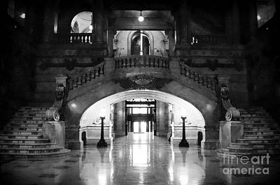 Photograph - Surrogate's Court 1990s by John Rizzuto