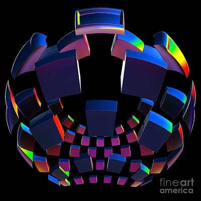 Digital Art - Surround Sound By Jammer by First Star Art