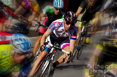 Tour Of The Gila Photograph - Surrounded by Vicki Pelham