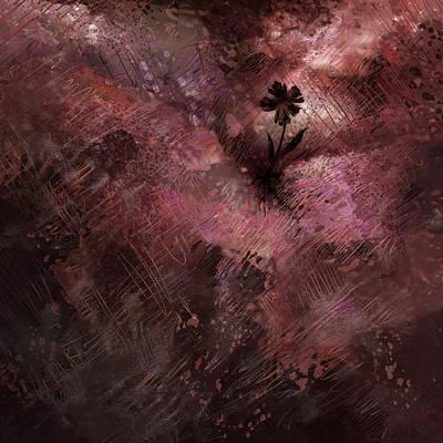 Trial Digital Art - Survivor by Rachel Christine Nowicki