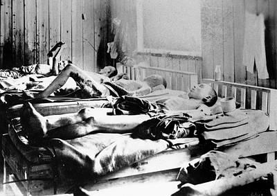 Hiroshima Photograph - Survivors Of The Atom Bomb by Universal History Archive/uig
