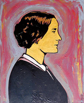 Susan B. Anthony Art Print