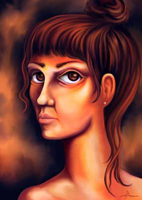 Susan Original by Hans Neuhart