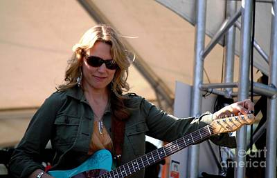 Photograph - Susan Tedeschi by Angela Murray