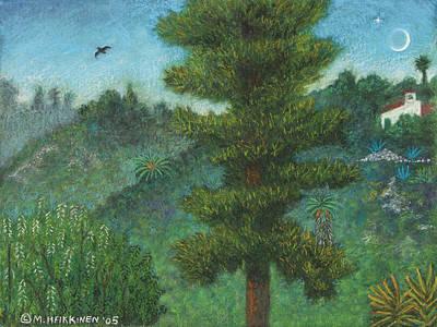 Pastel - Susan's View by Michael Heikkinen
