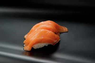Food Photograph - Sushi Saimon by Ryouchin