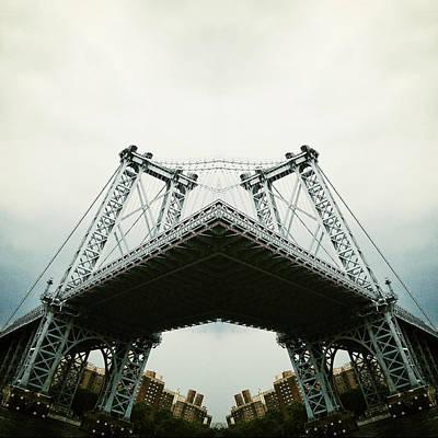 New York City Digital Art - Suspension Of Disbelief by Natasha Marco