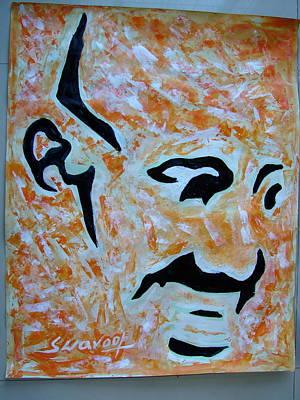 Painting - Sutradhari by Anand Swaroop Manchiraju